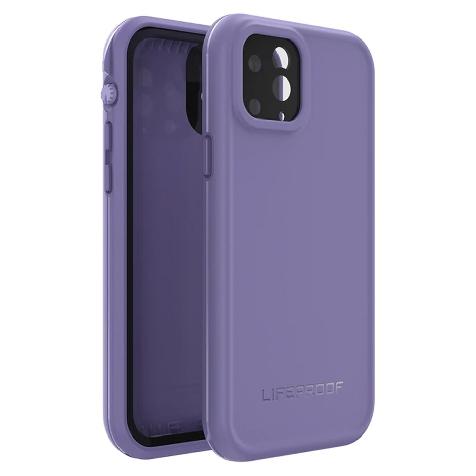 Lifeproof Fre Waterproof Phone Cover for iPhone 11 Pro Max -Violet Vendetta