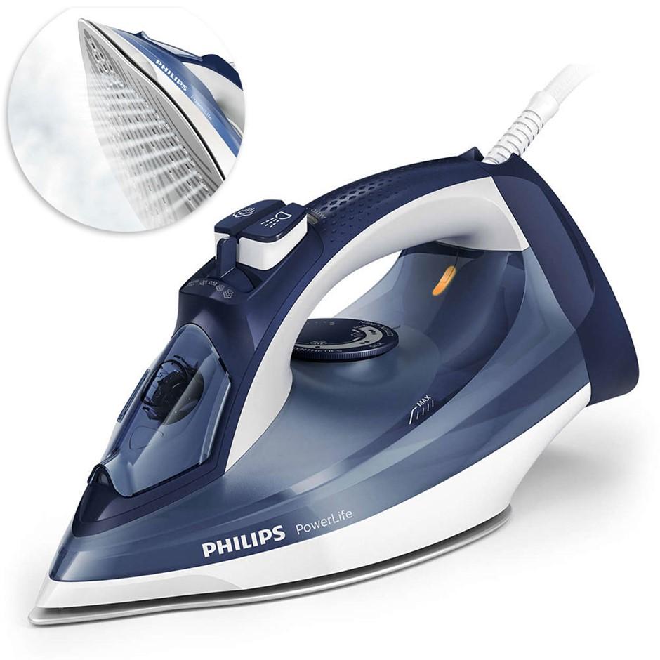 Philips PowerLife 2400W Steam Iron Garment