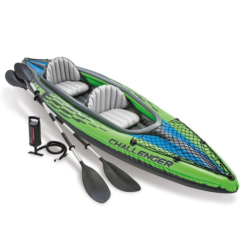 Intex Challenger K2 Inflatable Kayak - 2 Seat