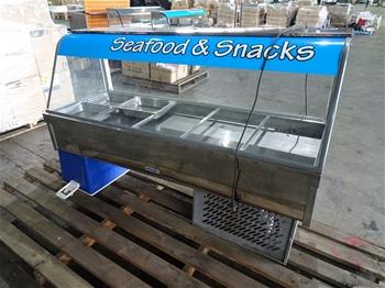 Roband CRX25 Refrigerated Salad Bar