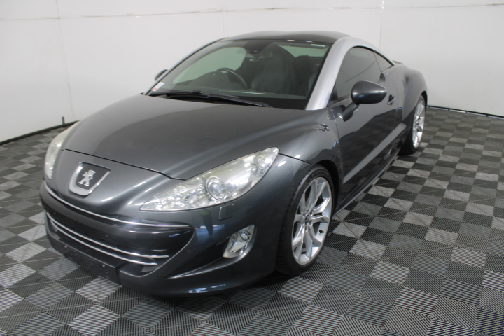 2010 Peugeot RCZ Automatic Coupe