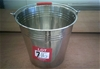 Heavy Duty Stainless 12 Litre Bucket. New