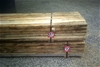 Pack of 100mm x 38mm Rough Sawn Pine.