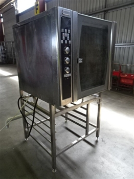 Zanussi Commercial Oven with Stand