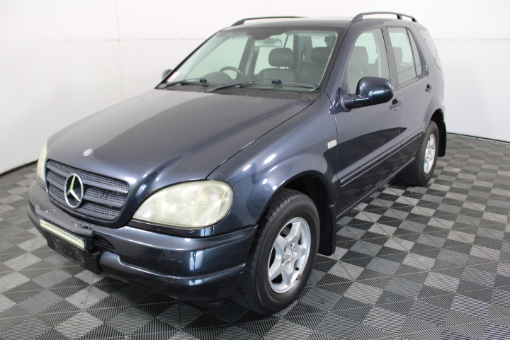 2001 Mercedes Benz ML 320 (4x4) W163 Automatic Wagon