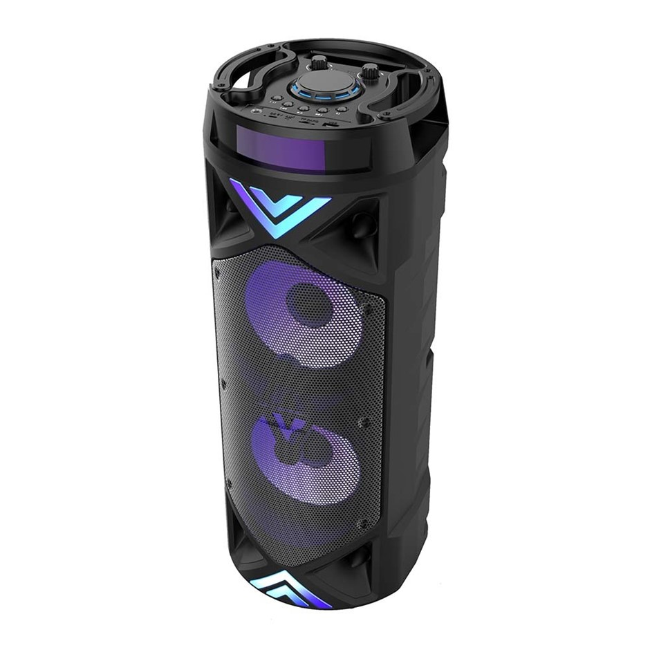 Lenoxx Bluetooth Portable Speaker w/ Rechargeable Battery