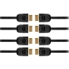 3PK PRO2 7.5m Premium Series 18GBPS High Speed HDMI Cable