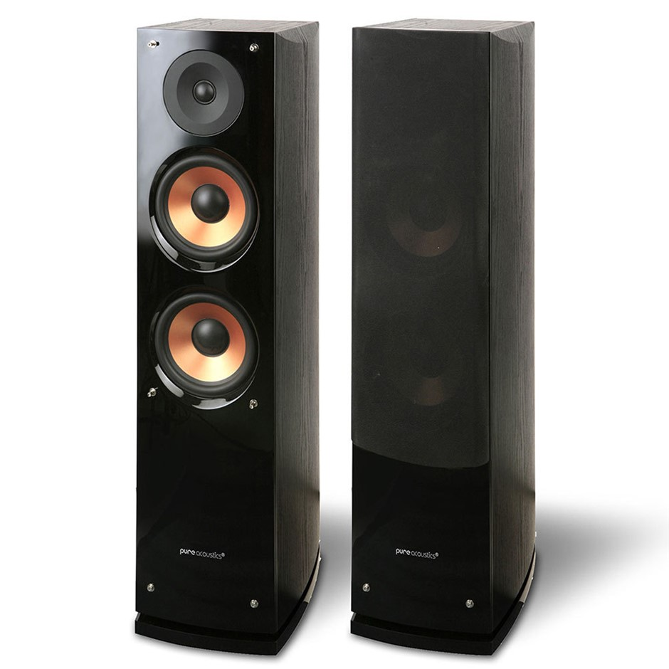 Pure Acoustics Supernova Floor Standing Speaker - Pair