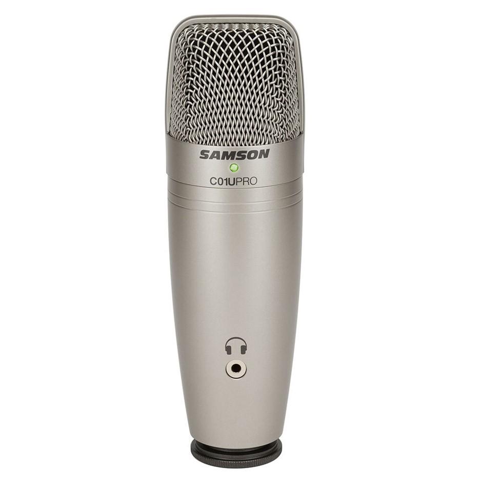 Samson C01U Pro Professional USB Microphone