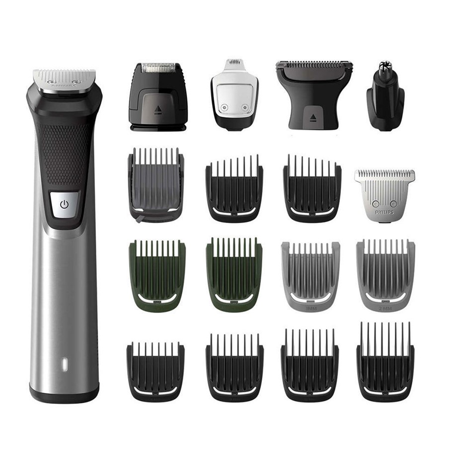 Philips MG7770/15 Series 7000 18-in-1 Face, Hair and Body Multigroomer