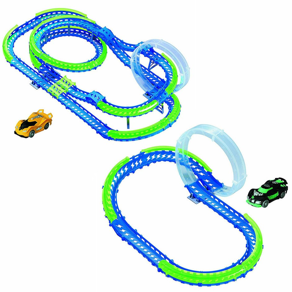 Wave Racers Epic Challenge/Skyloop Rally w/ Track - 6y+