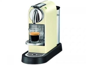 A Coffee Maker Contains A Heating Element That Has A Resistance Of : Delonghi Nespresso Citiz System Coffee Maker (EN165CW) Auction GraysWine Australia
