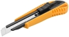 6 x TOLSEN Snap-Off Blade Knife, 18 x 100mm. Buyers Note - Discount Freight