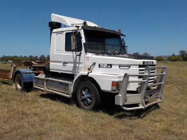 1988 Scania T112H 4 x 2 Prime Mover Truck