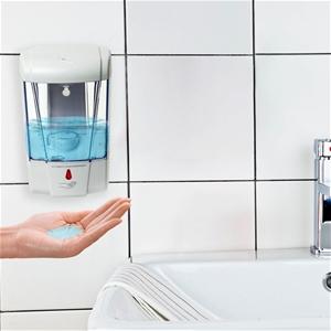 Automatic Liquid Soap/Alcohol Sanitizer
