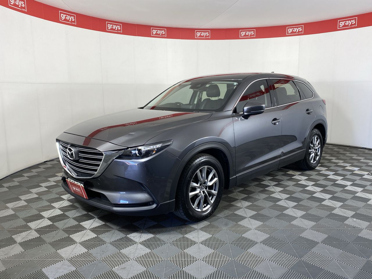 2017 Mazda CX-9 TOURING FWD TC Automatic 7 Seats Wagon