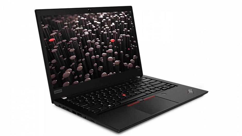 Lenovo ThinkPad P15s 15.6-inch Notebook, Black