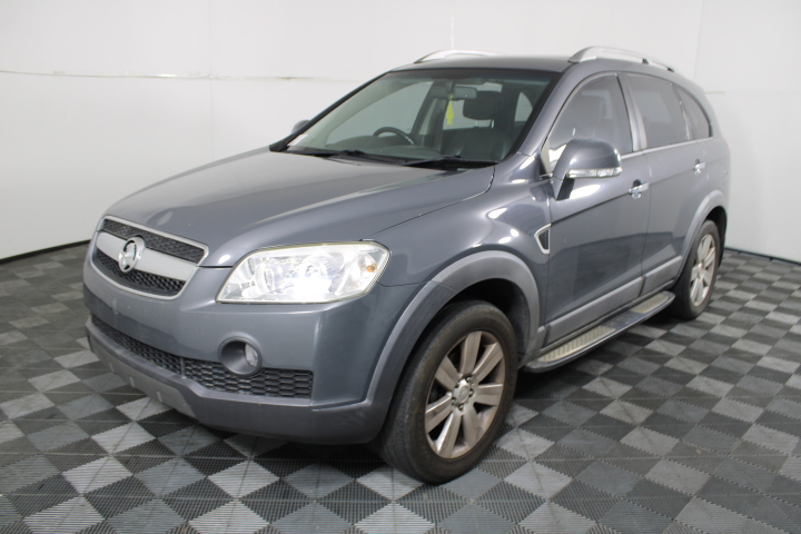 2010 Holden Captiva LX AWD CG T/Diesel Auto 7 Seats (WOVR+Inspected)