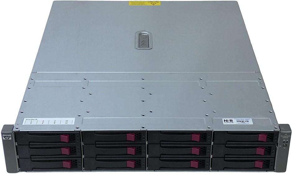 HP MSA60 2.7TB Array