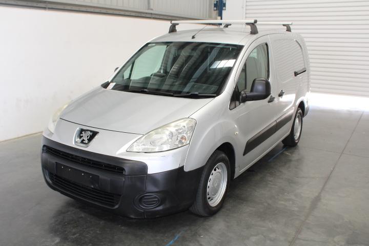 2010 Peugeot PARTNER 1.6 HDI Turbo Diesel Van