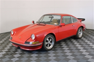 1968 Australian delivered PORSCHE 911S M
