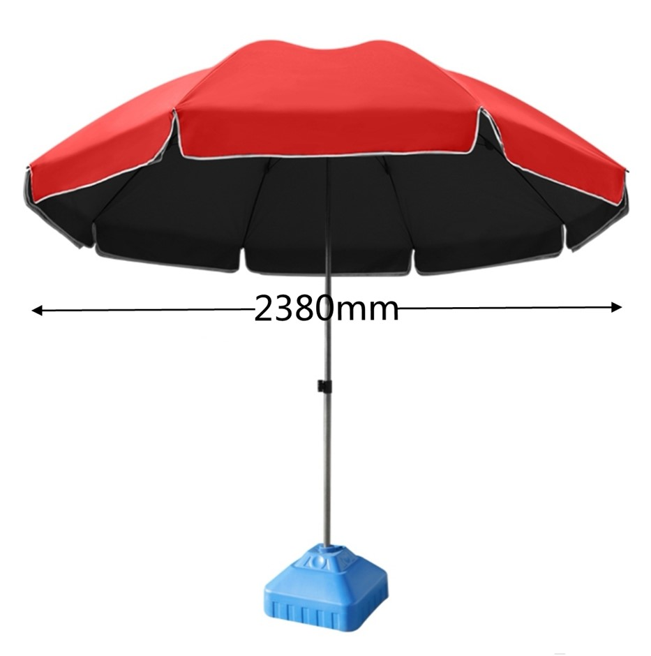Double-Layer Round Umbrella