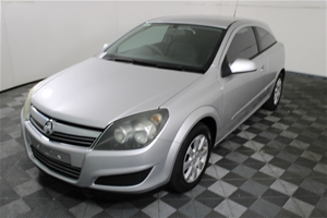 2007 Holden Astra CD AH Automatic Hatchb