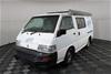 2012 Mitsubishi Express SWB SJ Manual Camper Van