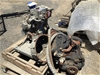 Perkins 3 Cylinder Diesel Engine