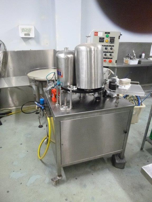 Filling & Sealing Machine Interchangeable Cups Manual