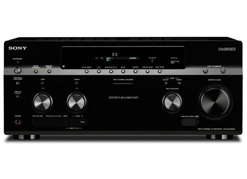 Sony STRDA5800ES 9.2 Channel ES Receiver (Black) (New)