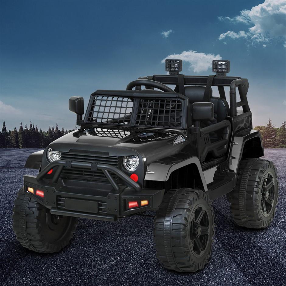 Rigo Kids Ride On Car Electric 12V Car Toys Jeep Battery Remote Control