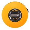 TOLSEN Fibreglass Measuring Tape, Metric and Imperial Blade, 30M x 12.5mm.