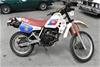 1987 Kawasaki KLR250 2 Seater Trailbike, 26155km indicated