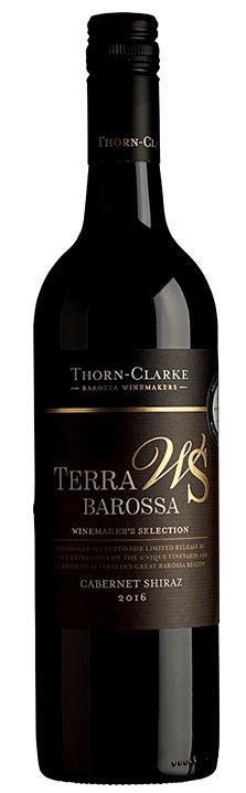 Thorn-Clarke Terra Barossa WS Cabernet Shiraz 2016 (6 x 750mL) SA