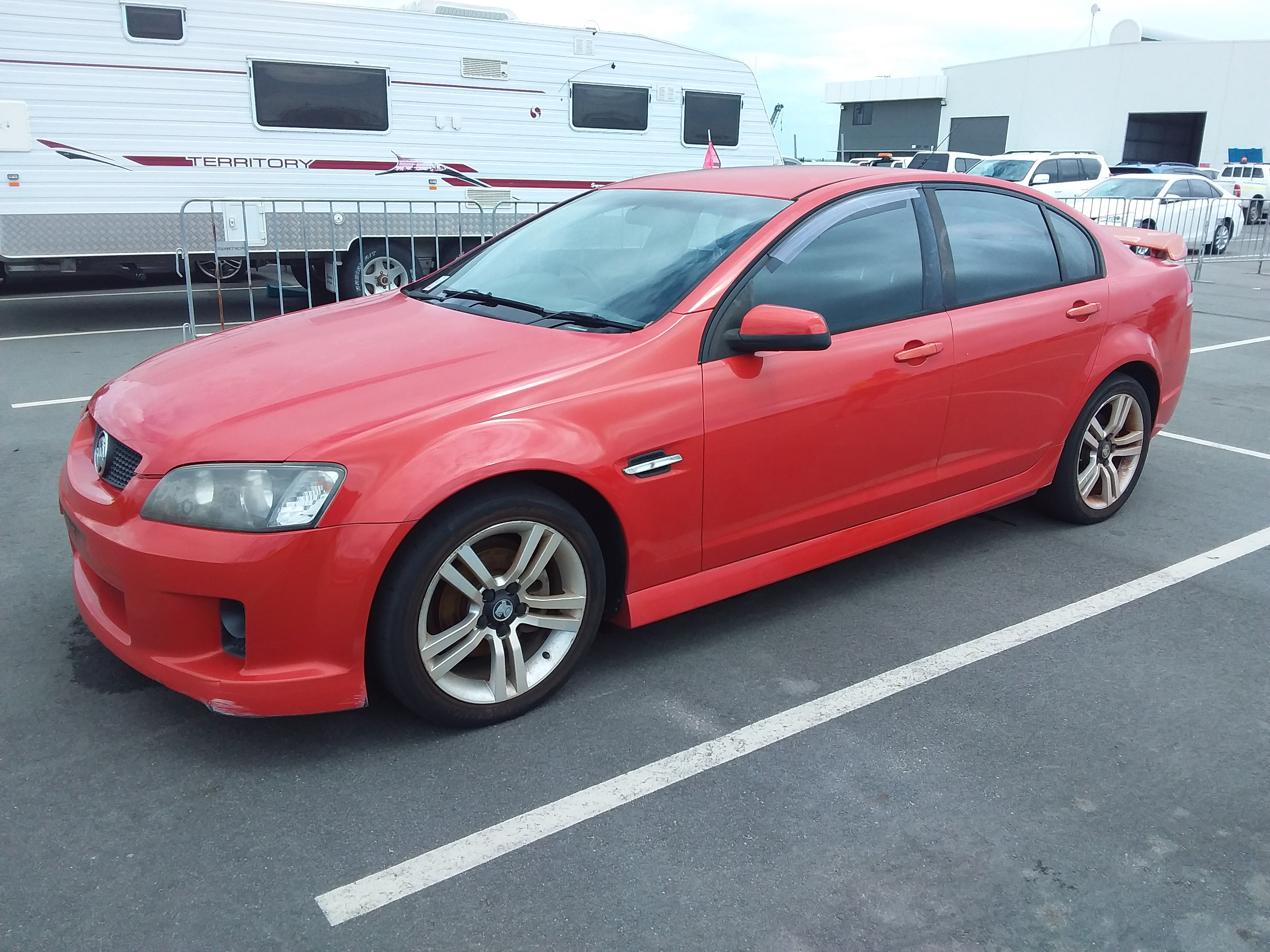 2007 Holden VE Commodore SV6 Automatic Sedan