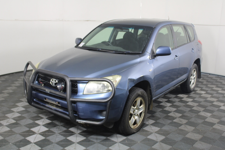 2006 Toyota Rav 4 CV (4x4) Manual Wagon