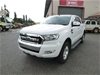 Ford Ranger XLT 4WD Automatic Dual Cab Ute
