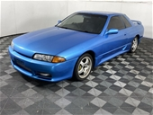 1989 Nissan Skyline R32 Manual Coupe, 117,648km