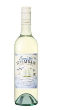 Evans & Tate Warm Days Sauvignon Blanc 2016 (6 x 750mL) Margaret River, WA