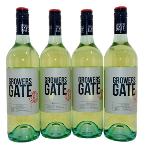 CCW Growers Gate Moscato 2018 (4x 750mL)