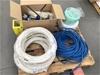 Pallet of Assorted Hoses and Fastening Product