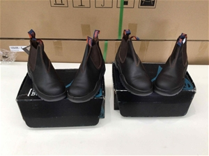 Mongrel 2 x Pairs of Safety Boots
