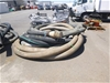 Quantity of 150mm Water Bull Suction Hose