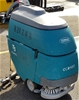 2008 Tennant T5 EcoH2O Electric Walk Behind Floor Scrubber