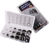 300pc Snap Ring Circlip Assortment. Sizes; See Image Buyers Note - Discount