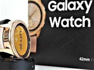 Samsung Galaxy Watch, 42mm, Bluetooth +