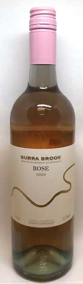 Burra Brook Rose 2020 (6 x 750mL) SEA