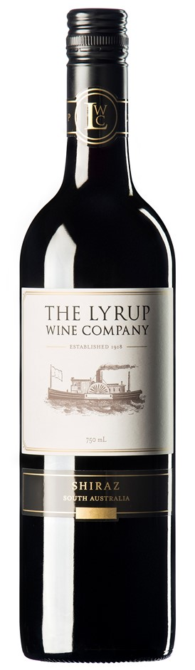 Lyrup Wine Company Paddle Steamer Shiraz 2018 (6 x 750mL) SA
