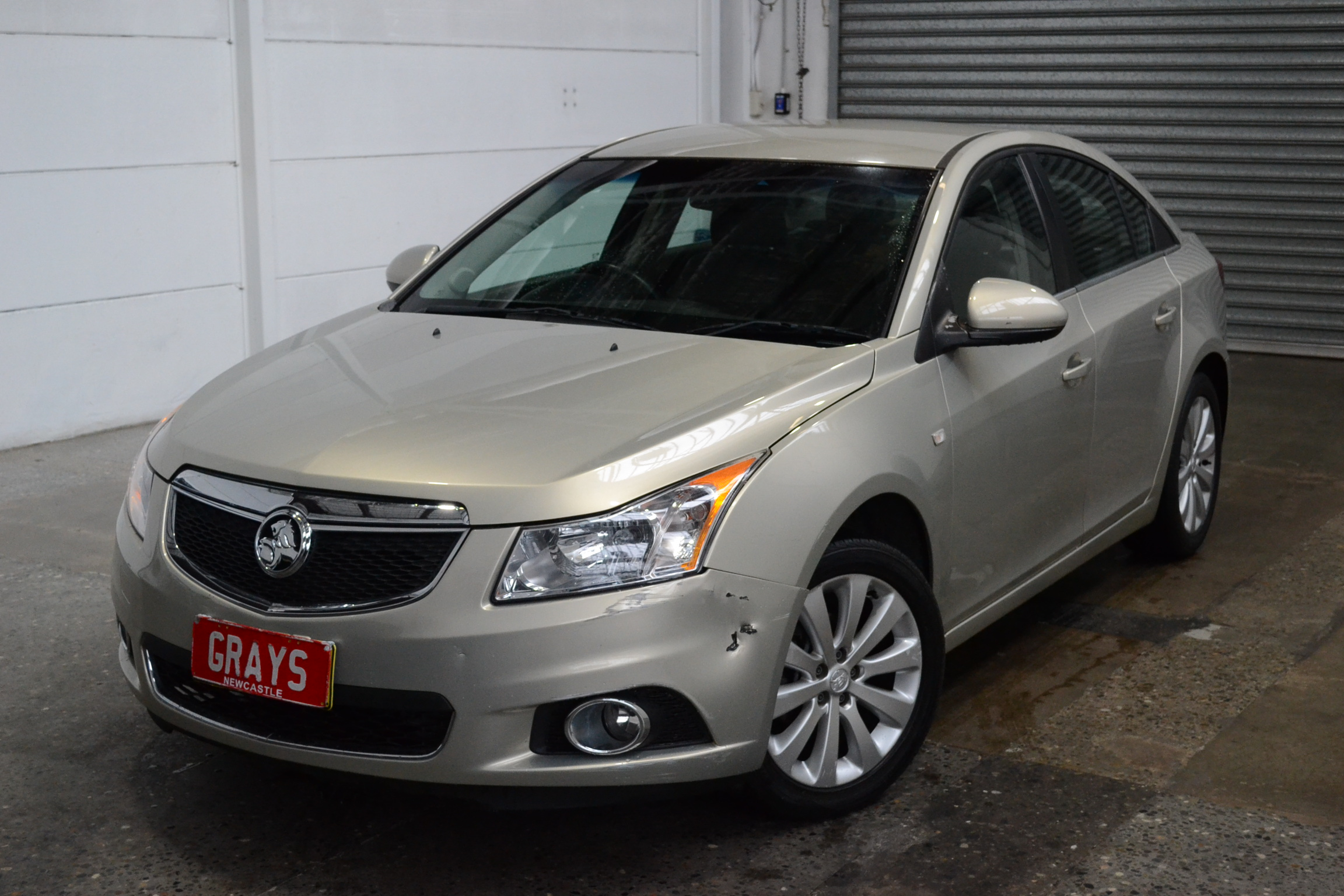 2012 Holden Cruze CDX JH Automatic Sedan